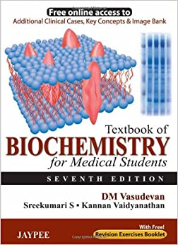Book Textbook of Biochemistry for Medical Students