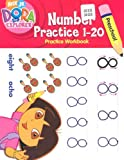 Dora the Explorer Number Practice, Learning Horizons Staff, 1586108875