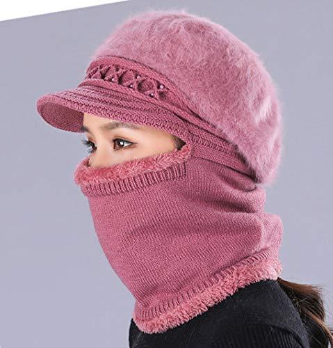 Femme Unique Taille Bonnet Acvip A bildfarbe Stil UqvRafw