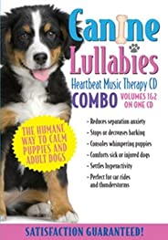 Canine Lullabies: Heartbeat Music Therapy, Vols. 1-2