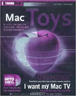 Mac Toys 12 Cool Prjcts w/WS: 12 Cool Projects for Home