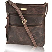 Amazon #DealOfTheDay: Gifts for Mother's Day - Save up to 30% on Leather Bags & Wallets