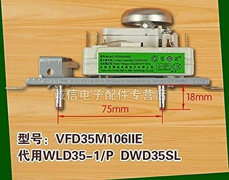 1 temporizador para microondas para piezas de repuesto para ...