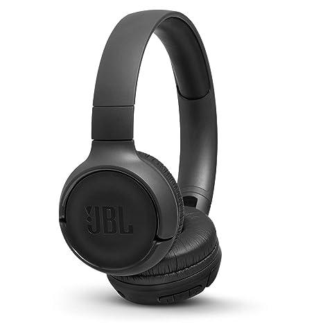 014ae357e49 Amazon.com: JBL Tune 500BT Wireless On-Ear Headphones - Black: Home ...