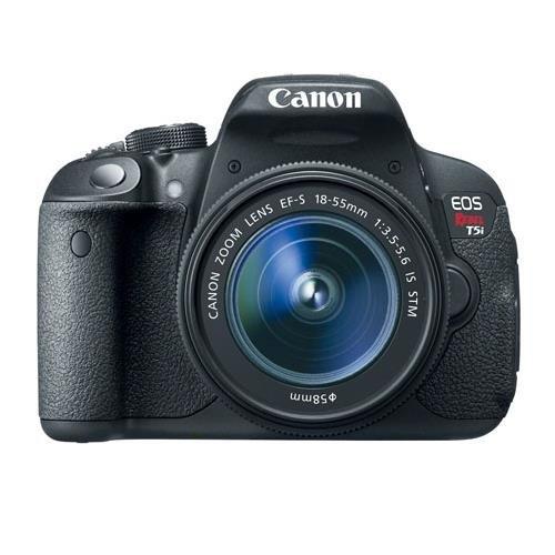 013803222432 - Canon EOS Rebel T5i EF-S 18-55 IS STM Kit carousel main 4