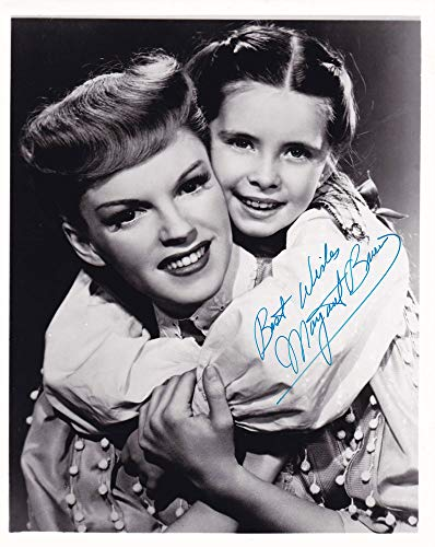 Margaret O'Brien In-person Autographed Photo Meet Me In St. Louis from Sign Here Autographs