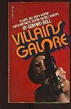 Villains Galore, Gerard Bell, 0671806912
