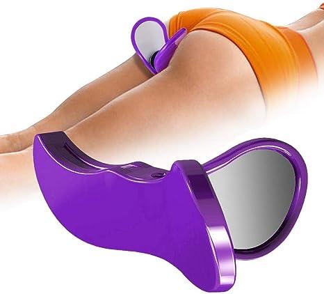 Pelvic Floor Muscle Butt Inner Thigh Exerciser Hip Trainer Training Fitness Tool