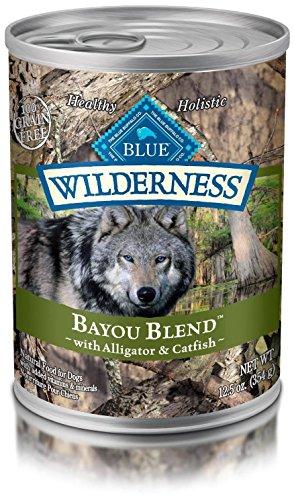 Bayou Blend - Blue Buffalo Blue Wilderness Bayou Blend Dog 12.5Oz