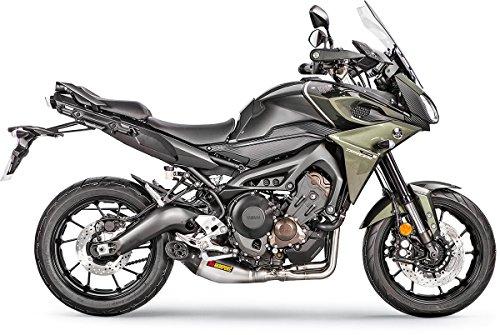 Akrapovic Race - Akrapovic Race Ti/Stainless Full Exhuast System For Yamaha FZ FJ 09 XSR 16-17