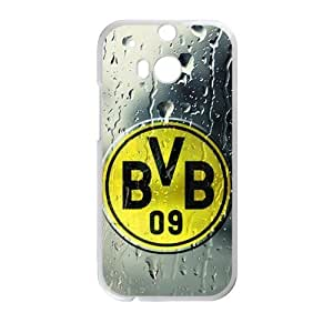 DAZHAHUI Hertha BSC Berlin Cell Phone Case for HTC One M8