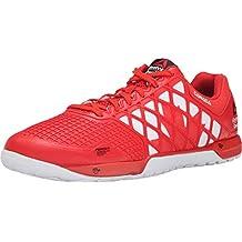 Men's Reebok Crossfit Nano 4.0 CANADA FlagPax Shoes Red M48435 (11.5)