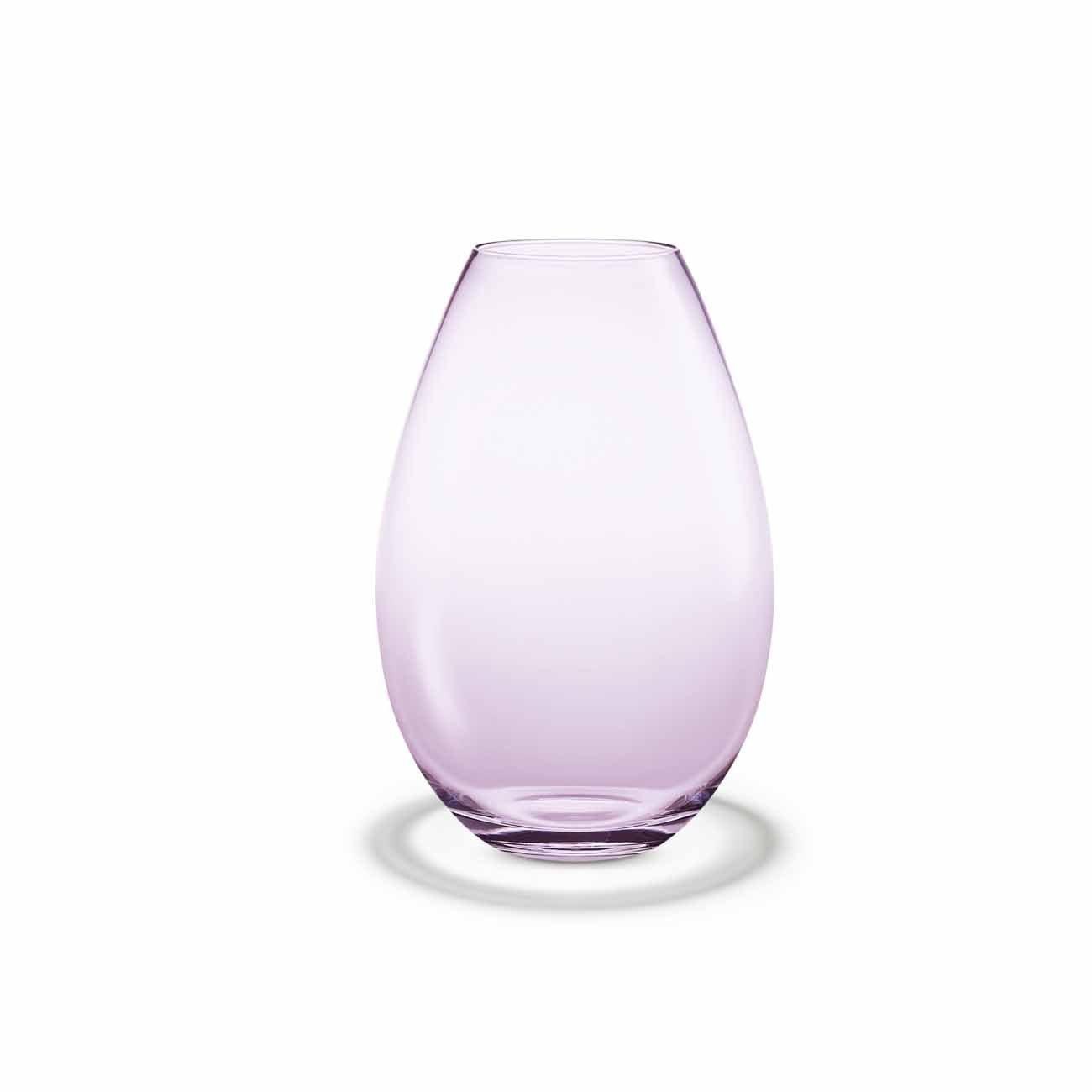 Holmegaard, 4343345, Cocoon Cocoon Cocoon Vase, Glasvase, H: 20,5 cm (Smoke) ae7954