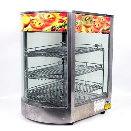 """MTN Commercial 20""""x17""""x14"""" Large Countertop Food Pizza Di..."""