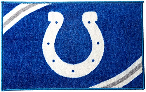 NFL Indianapolis Colts Licensed Rug, 39