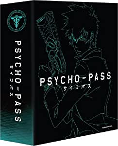 Psycho-Pass: Complete First Season Premium Edition [Blu-ray]