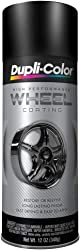 Dupli-Color HWP104 Black High Performance Wheel Paint