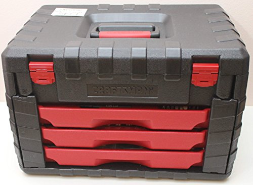 Craftsman 8 Drawer (Craftsman 258 Piece Mechanic's Tools Set Kit)