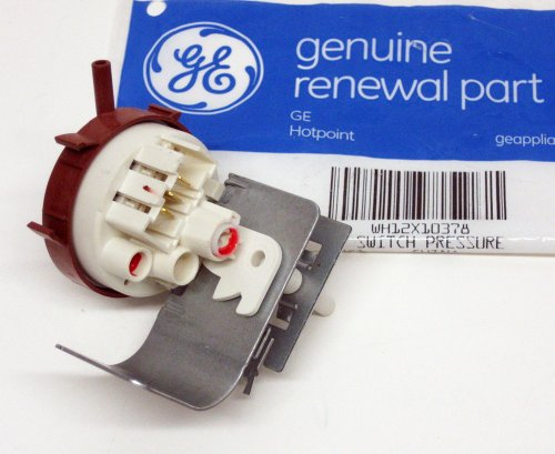Wh12x10378 or AP4358796 Genuine Ge Washer Washing Machine Pressure Water Level Switch