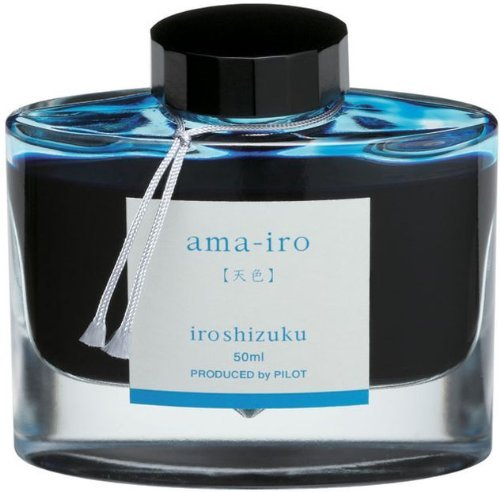 Pilot Iroshizuku Fountain Converter Bottled