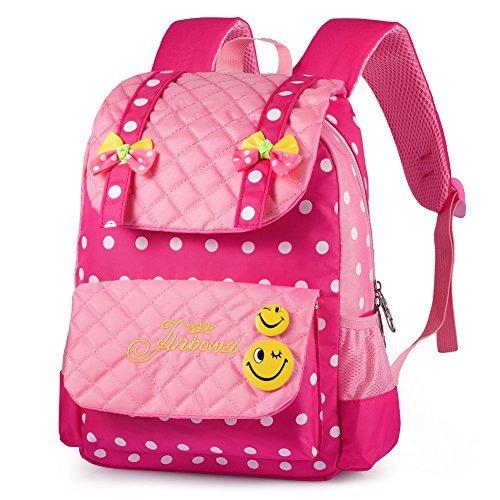 Vbiger Casual School Bag Children School Kids Backpacks for Girls