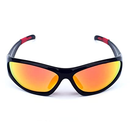 a10752f77b Amazon.com  Life up Polarized Bike Mountain Bicycle Cycling Glasses Goggles  Sports Golf Sunglasses Eyewear for Swimming Womens Men Motorcycles   Electronics