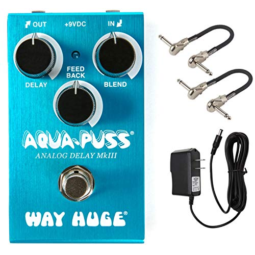 Way Huge WM71 Aqua-Puss Analog Delay Effects