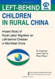 Left-Behind Children in Rural Chin, Ye Jingzhong, James Murray, Wang Yihuan, 1844640825