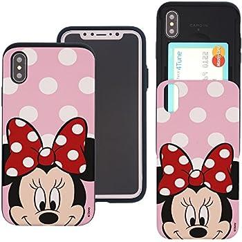 Amazon.com: iPhone Xs Max Case Disney Cute Slim Slider