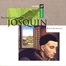 Josquin: Motets & Chansons