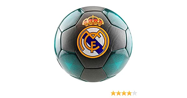 REAL-MADRID BALON N2 MEDIANO NEGRO-AZUL: Amazon.es: Deportes y ...