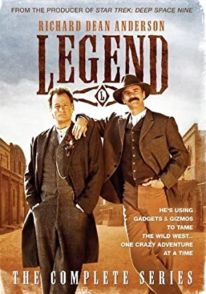 picture of Legend » The Complete Series