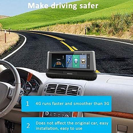 E02 - Cámara para salpicadero de Coche con cámara WiFi GPS Full HD ...