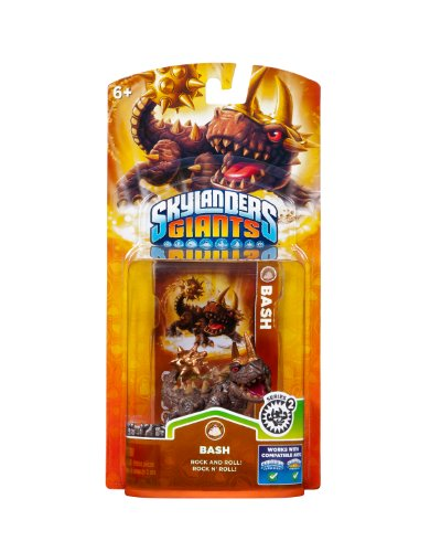 Skylanders Giants: Single Character Pack Core Series 2 Bash by Activision