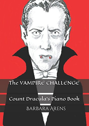 The Vampire Challenge: Count Dracula's Piano Book]()