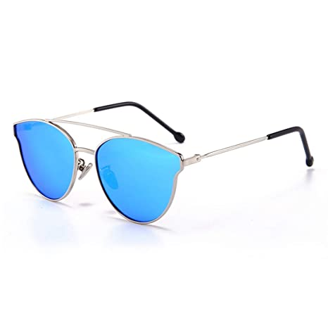 BAOLH Gafas de Sol Cute Cat Eyes Girls Gafas de Sol ...