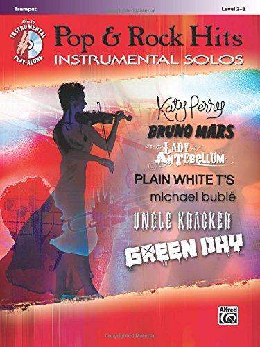 Pop & Rock Hits Instrumental Solos: Trumpet, Book & CD (Pop Instrumental Solo Series)
