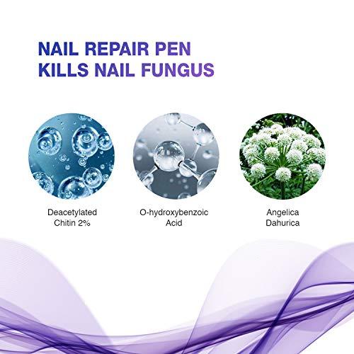 Toenail Fungus Stop Nail Repair Pens
