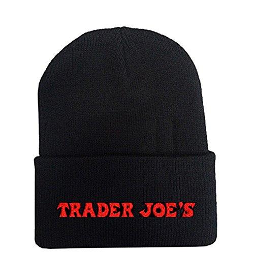 trader-joes-black-long-beanie-souvenier-gift-unique-hat