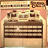 Music Minus One Pop/Country Drums STUDIO CALL LP