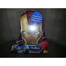 2013 Valentines Day Cards 16 Pack - Iron Man (Avengers) By Paper Magic Group