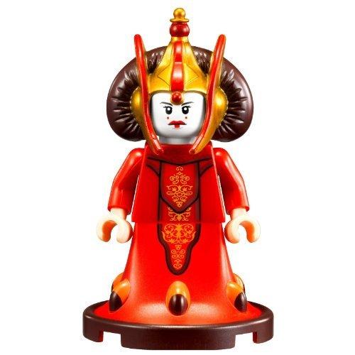Star Wars Queen Amidala - Lego Star Wars Queen Amidala Minifigure