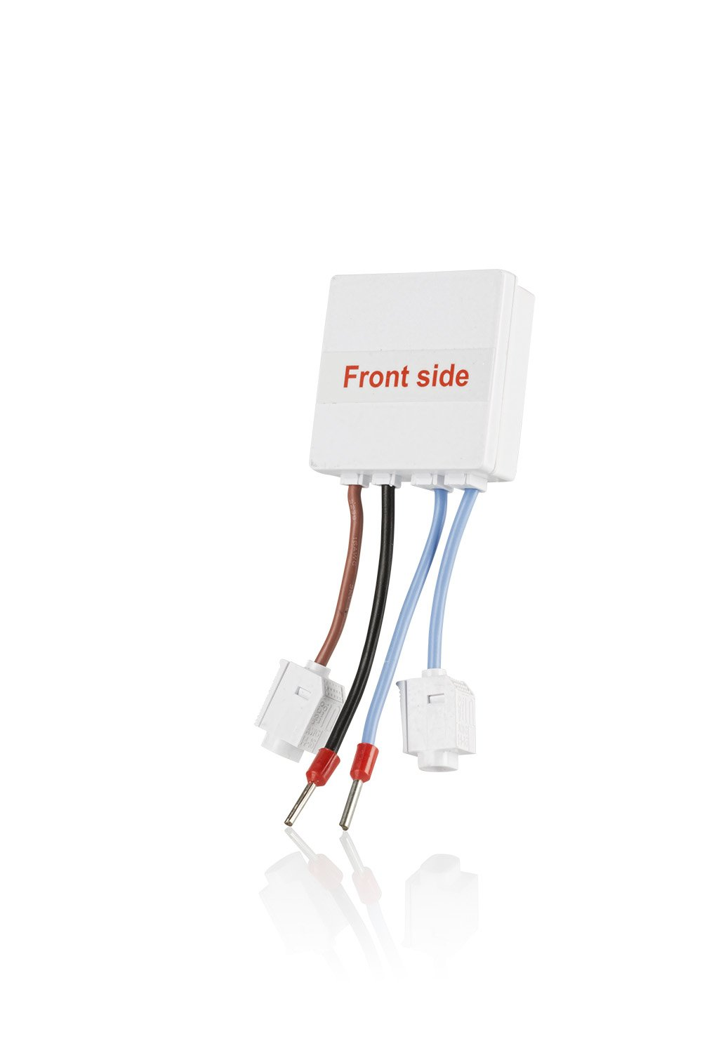 Trust Smart Home AWS-3500 Mini Built-In Mains Switch to Make an Existing Mains Socket Wireless (max. 3500 Watt) 71100
