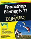 Photoshop Elements 11 All-In-One for Dummies, Barbara Obermeier and Ted Padova, 1118408225