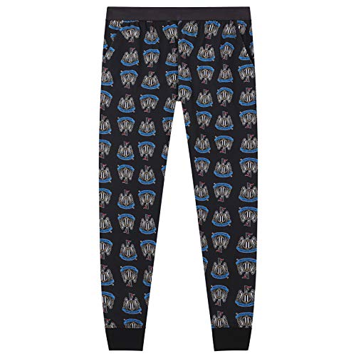 - Newcastle United FC Official Soccer Gift Mens Lounge Pants Pajama Bottoms Sm.