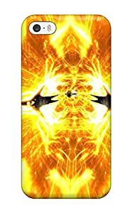 5/5s Scratch-proof Protection Case Cover For Iphone/ Hot Cool Screensavers Phone Case