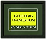 Golf Flag Frames 20x24 Black, Moulding