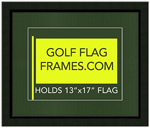 Golf Flag Moulding blk 003 perfect