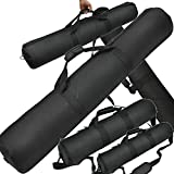 Tripod Carry Bag Pad Package -Bailuoni Great as a carrying case for your tripod in outdoor / outing photography Bag (65CM diameter 13CM)