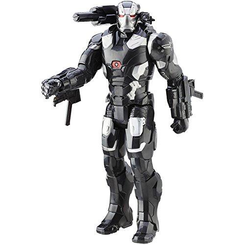 (Marvel Titan Hero Series Marvel's War Machine Electronic)